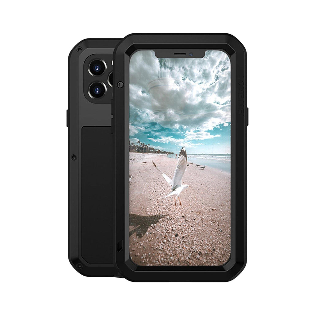 Carcasa Iphone 12 Pro Blindada Outdoor Love Mei - TecnoStrike®
