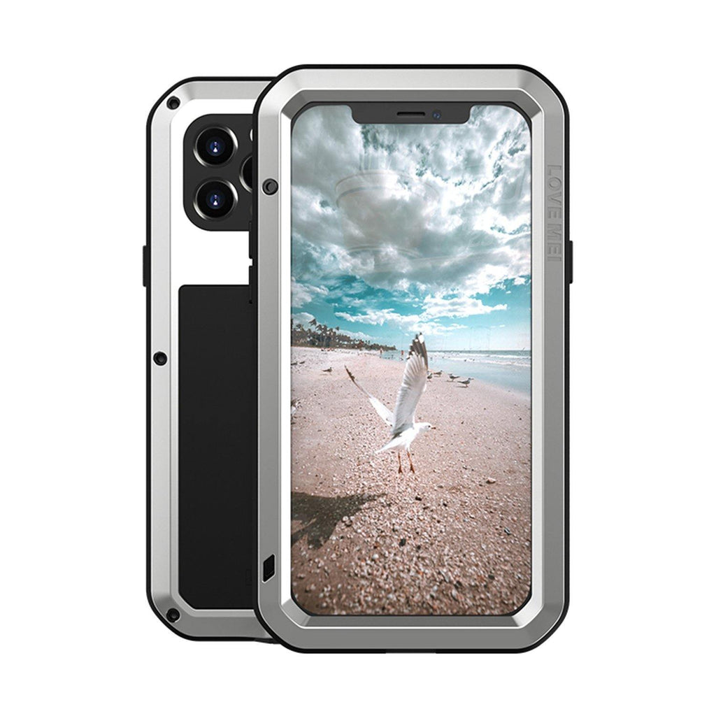 Carcasa Iphone 12 Pro Max Blindada Outdoor Love Mei - TecnoStrike®