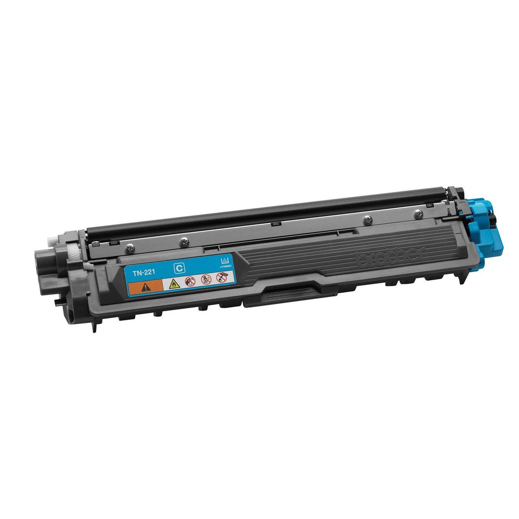 Toner Alternativo Brother 225C TN 221 TN 225 Cyan StarPrint® - TecnoStrike®