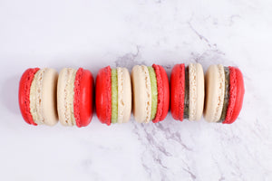 August Special Macaron Selections