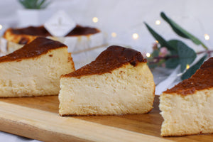 Keto Burnt Cheese Cake (2 days Pre-order required)