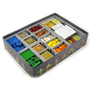 Agricola Organiser - Folded Space