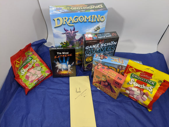 GamesontheRocks' Birthday (or Christmas) Box £5 p/m