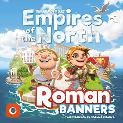 Imperial Settlers; Empires of the North; Roman Banners Expansion