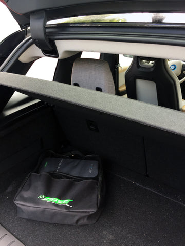 The included carry case allows to easy portability for EVSE to be used anywhere plugs may be available.