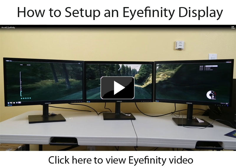 video instruction on how to setup multi-display with mini displayport to VGA active adapter