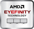 This product supports AMD Eyefinity Technology