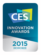 This product won Innovation Awards in CES 2015