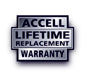 cable is protected with lifetime replacement warranty