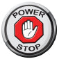 Power Stop technology enables the Powramid to stop operating in unsafe environments.