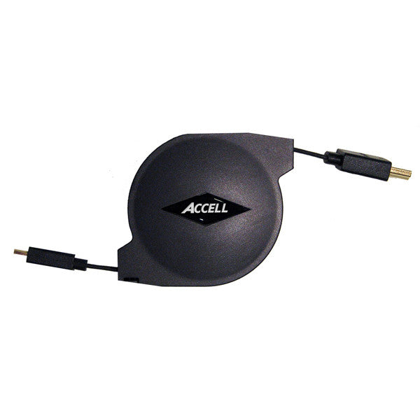 HDMI A-C Retractable High Speed Cable