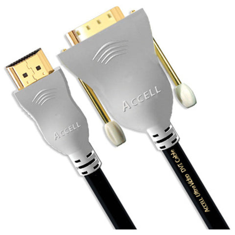 UltraAV® Standard HDMI Cable with DVI Connector