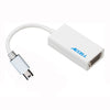 UltraAV® Mini DisplayPort to VGA Active Adapter - White