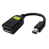 UltraAV® Mini DisplayPort to DisplayPort Adapter