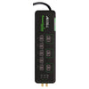 PowerGenius™ 8 Outlet Home Theater Smart Surge Protector
