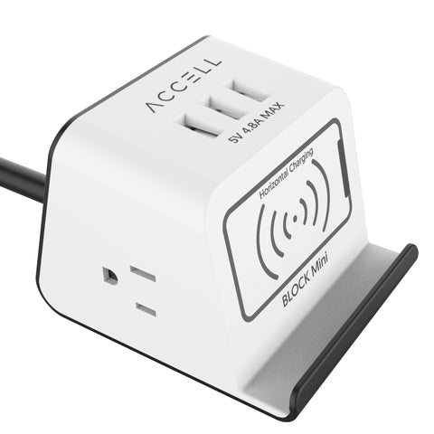 Accell Power Wireless Block Mini