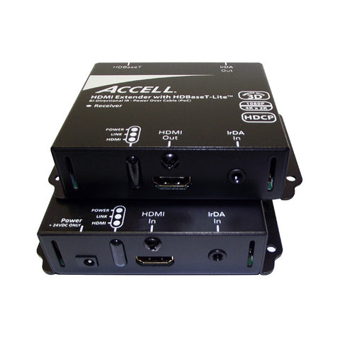 UltraCat™ with HDBaseT Lite HDMI Cat-5e High Speed Extenders