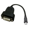 Mini HDMI (Type-C) to DVI-D (Female) Adapter