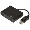 UltraAV® DisplayPort 1.2 to 3 DisplayPort Multi-Display MST Hub