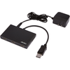 UltraAV® DisplayPort 1.2 to 3 HDMI Multi-Display MST Hub
