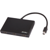 UltraAV® Mini DisplayPort 1.2 to 3 HDMI Multi-Display MST Hub