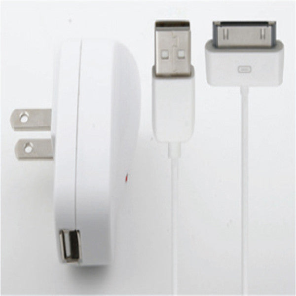 AC Power Adapter and USB Sync/Charge Cable