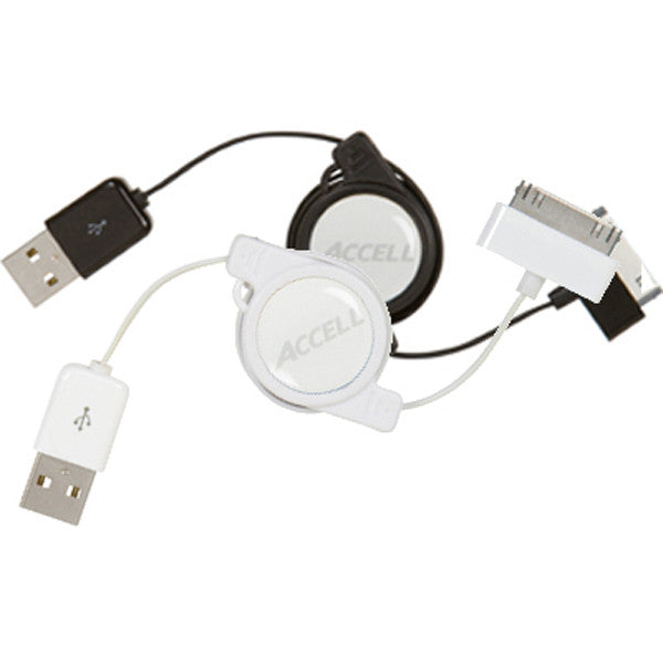 USB to Dock - Sync and Charge Retractable Cable