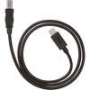 USB-C to B USB 2.0 Cable