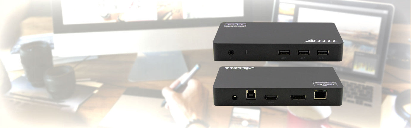<caption-product>USB 3.0 Docking Station</caption-product>EXPERIENCE <br> MATTERS
