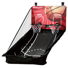 E-Jet Games All-Star Electronic Over-the-Door Basketball Hoop