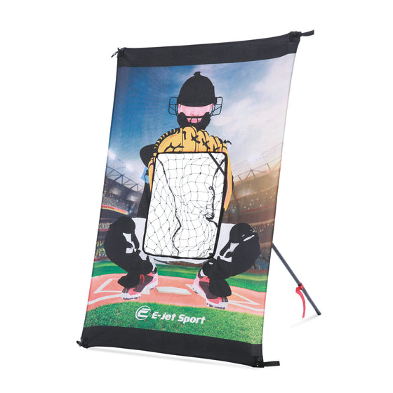 baseball net lifelike catcher target