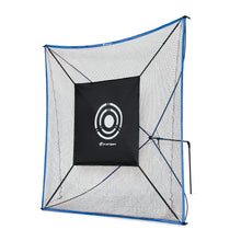 Golf Practice Net with Shooting Target