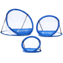 Golf Chipping Training Net Set with 3 Targets