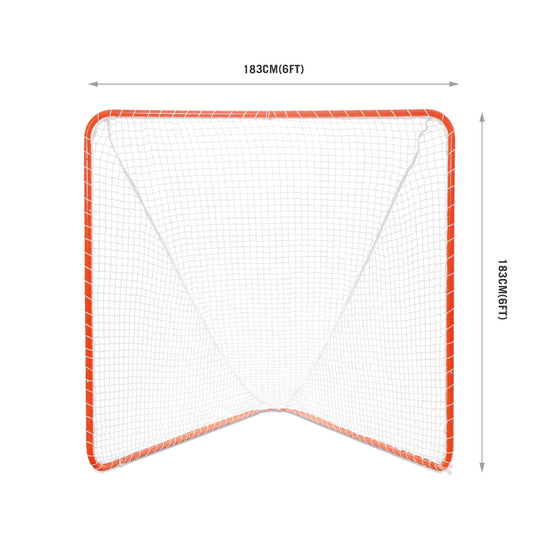 Competition Steel Lacrosse Goal dimensions
