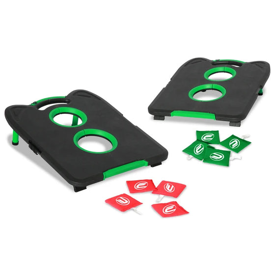 Portable, All-Weather Bean Bag Toss Game with Two Boards