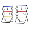 E-Jet Sport Premium Steel Folding Ladder Ball Toss Game Set