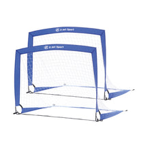 Portable Soccer Goal Set of 2