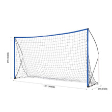 Portable Soccer Goal dimensions