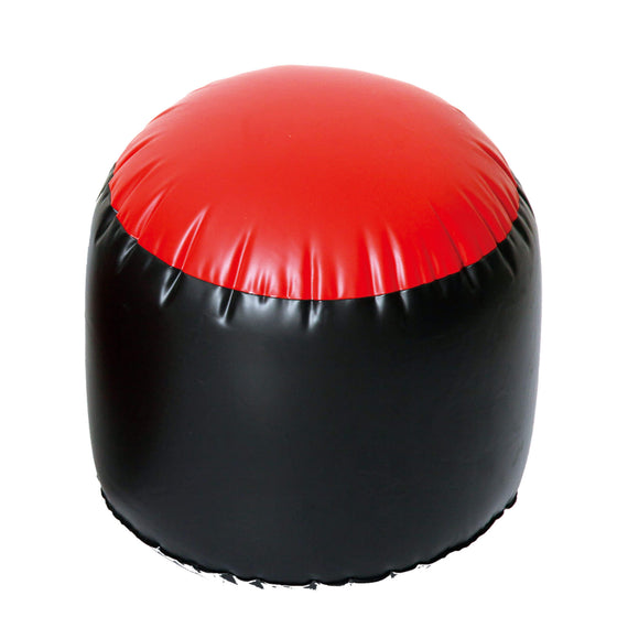 Front View of Inflatable Boxing Glove included with the E-Jet Games Punch-out Boxing Set