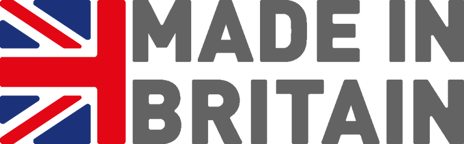 Made in Britain!