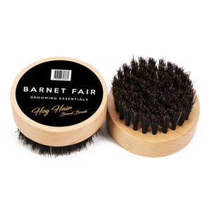 Hog Hair Beard Brush