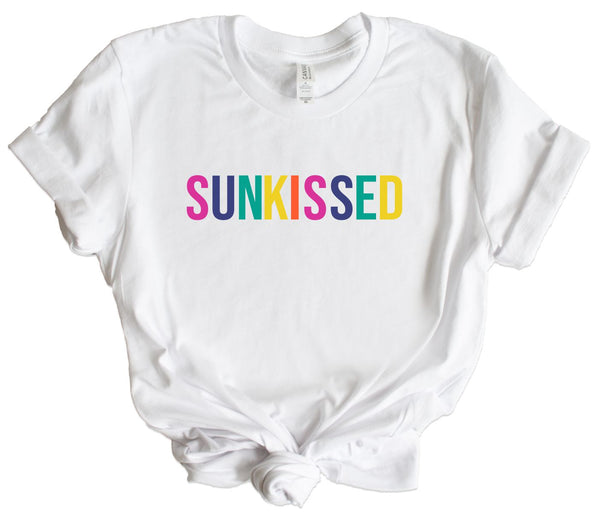 Kissed by the Sun Tee