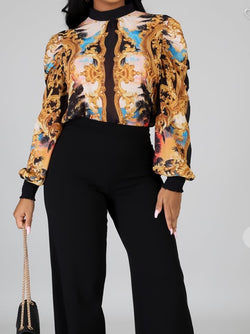 "The ""Olivia"" Blouse"