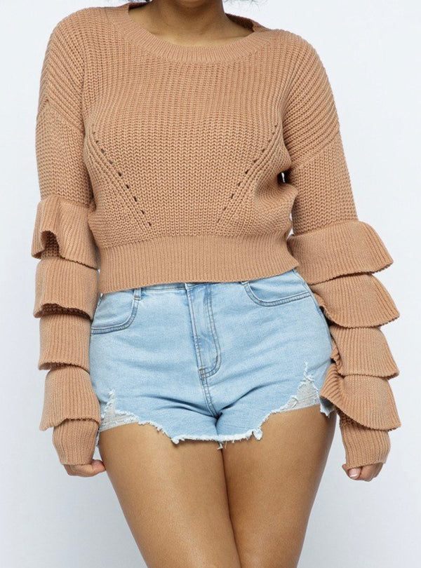 "The ""JULIETTE"" Sweater"