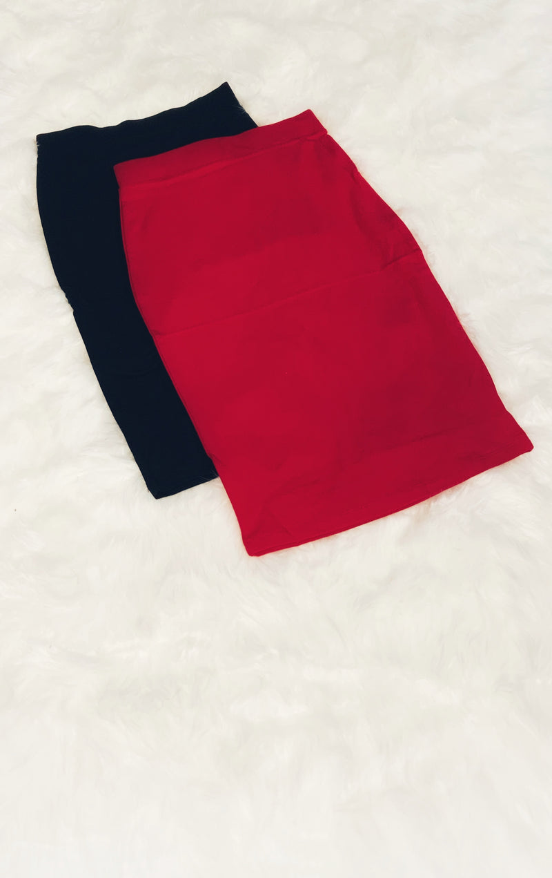 Essential Basic Skirt