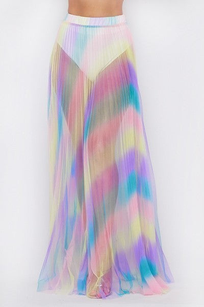 "The ""Unicorn"" Sheer Skirt"