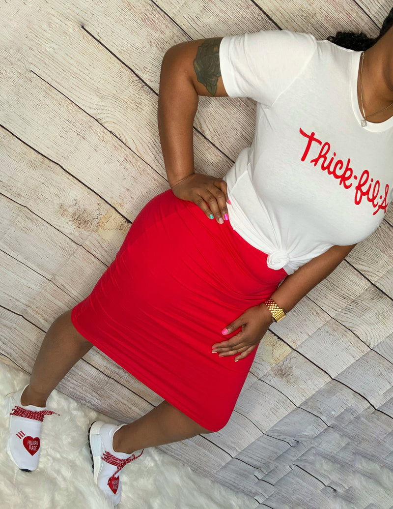 Thick-fil-a Tee