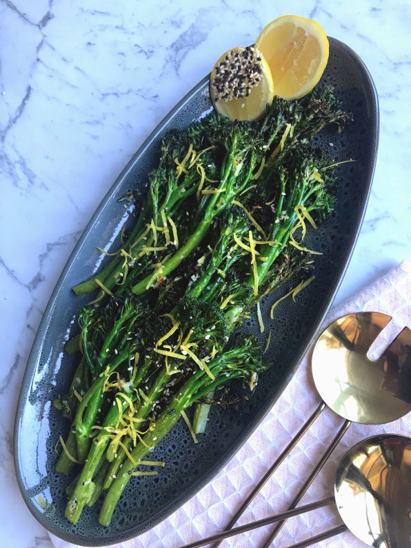 Roasted Broccolini with Lemon