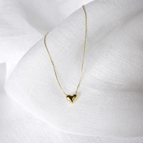 One Love Necklace - Gold