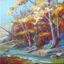 Load image into Gallery viewer, Autumn on the River Bank